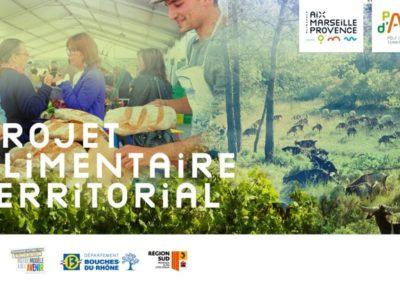Projet Alimentaire de Territoire de Marseille Métropole