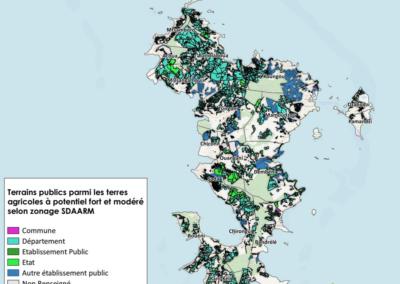 Élaboration des documents stratégiques de l'EPFA Mayotte