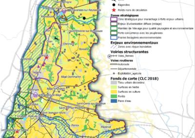 Volets agricoles et forestiers des SCOT, PLU…